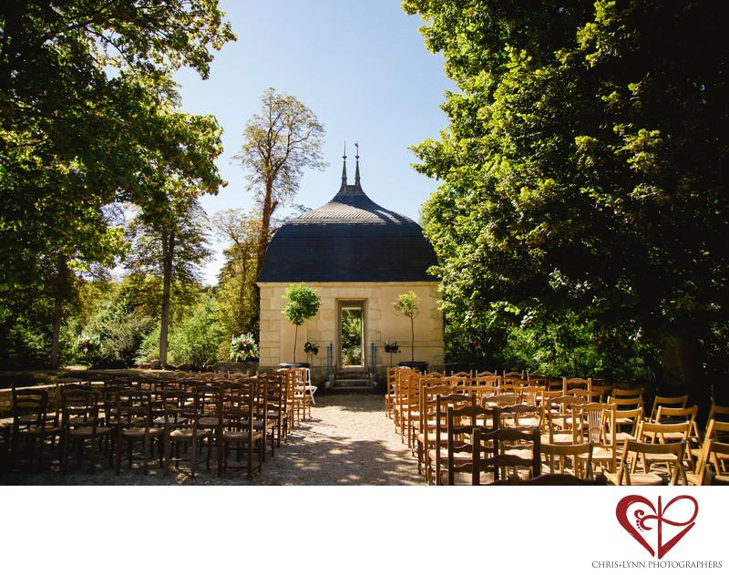 Chateau St Loup Wedding Photos, 8