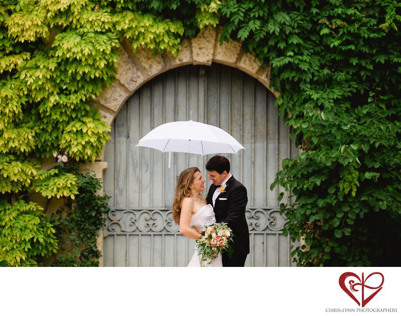Belle Vie de Chateau Wedding Photo