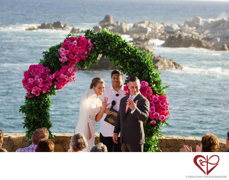 Esperanza Resort Oceanview Ceremony