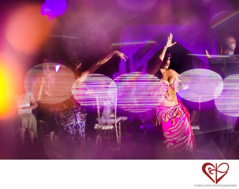 Le Blanc Persian Wedding Reception Dance Pictures