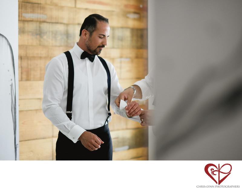 Persian Wedding at Hotel El Ganzo, groom photo