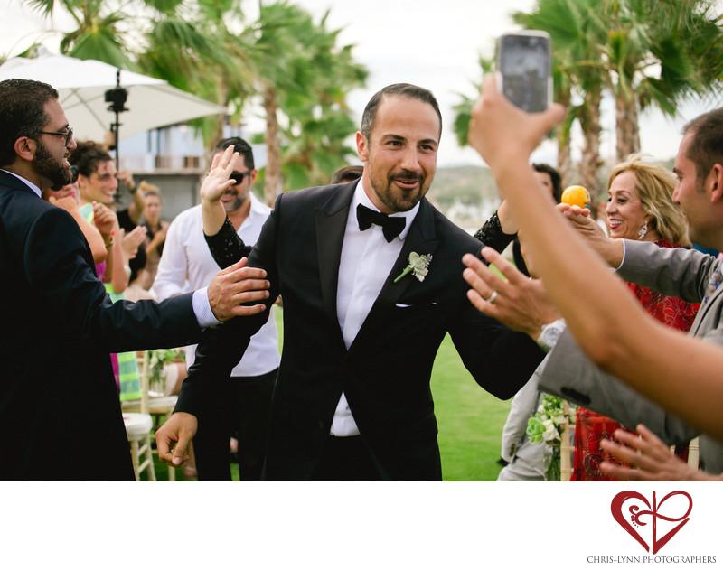 Wedding at Hotel El Ganzo, Persian Ceremony 2
