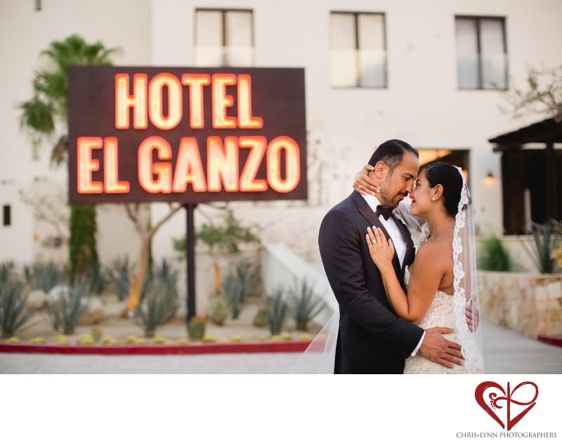 Wedding at Hotel El Ganzo, Persian Bride and Groom 4