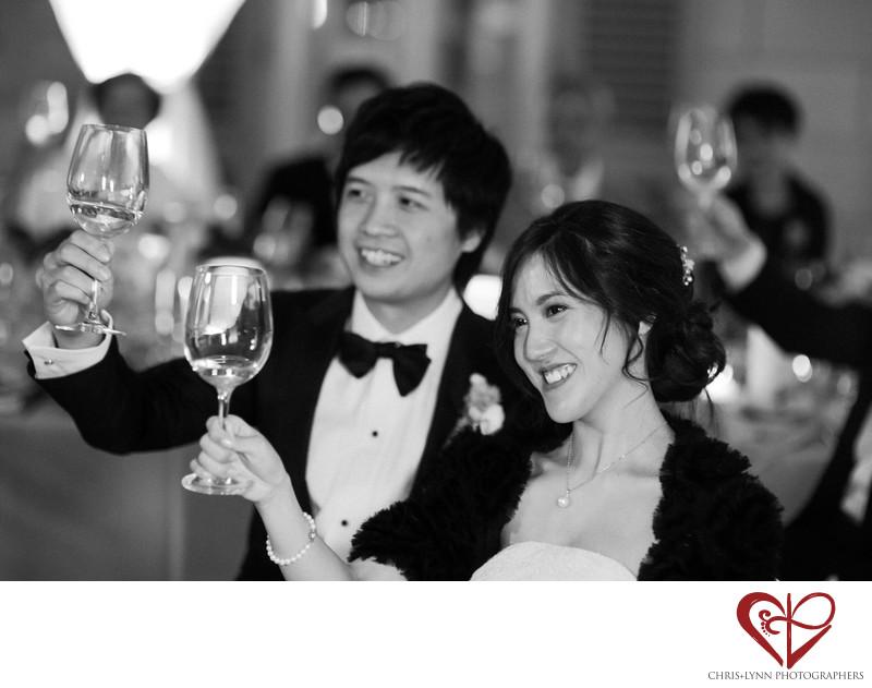 Villa La Vedetta Wedding reception, toasts, 5