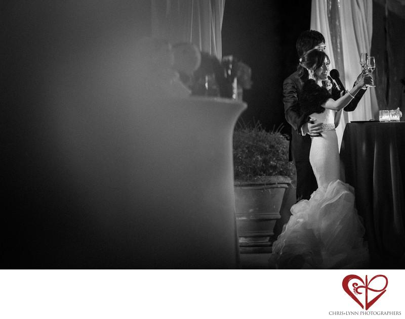 Villa La Vedetta Wedding reception, Italy Photos