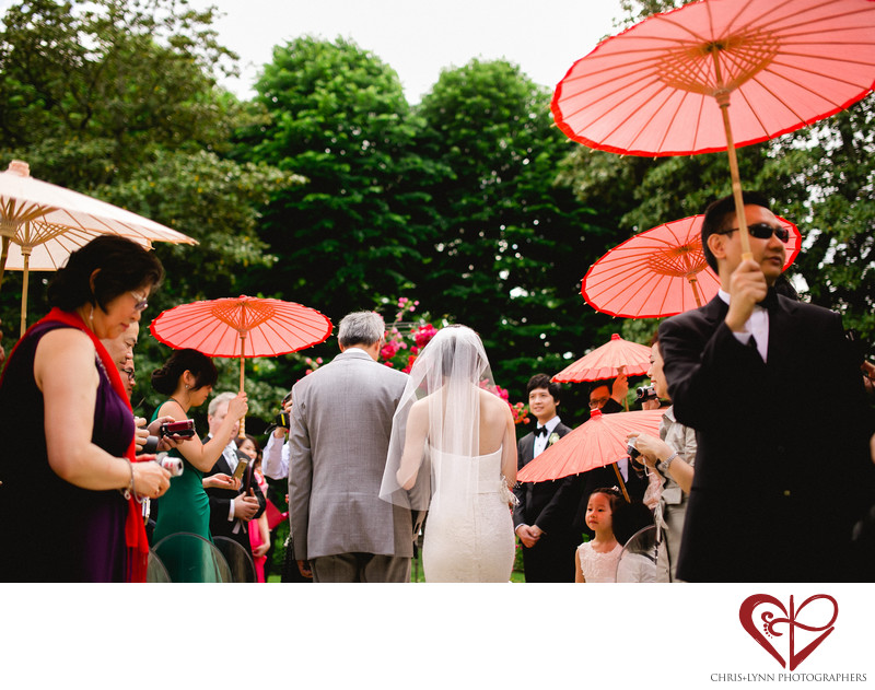 Villa La Vedetta Wedding Ceremony Photos 6