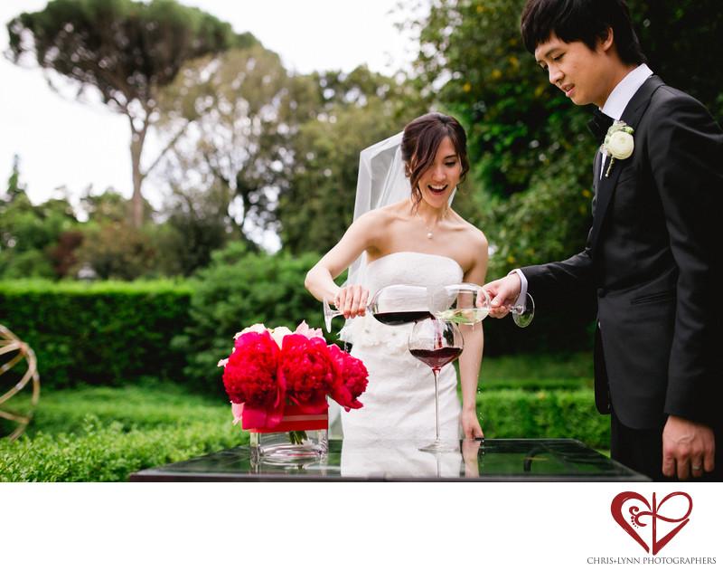 Villa La Vedetta Wedding Photography, ceremony 9