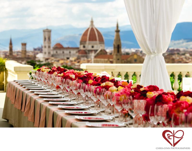Italy Destination Wedding at Villa La Vedetta 1