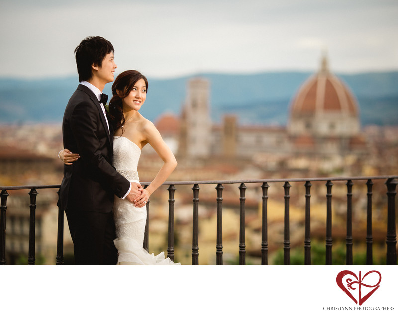 Italy Destination Wedding Photos 1