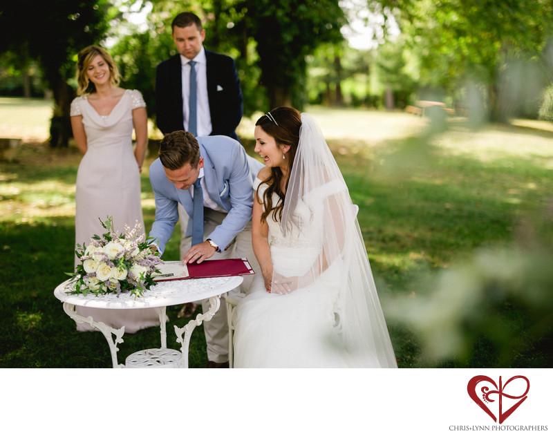 Chateau Malliac Wedding Photographer 33