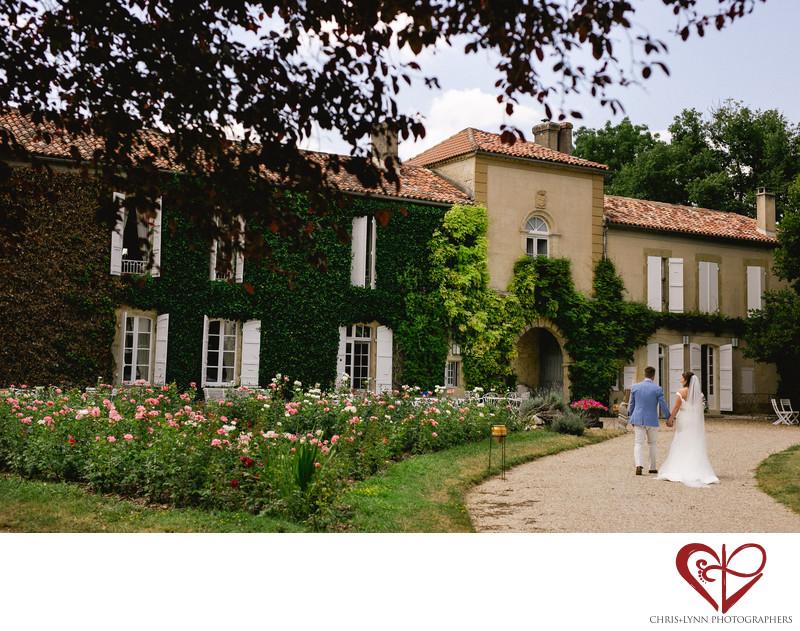 Chateau Malliac Wedding Photographer 37