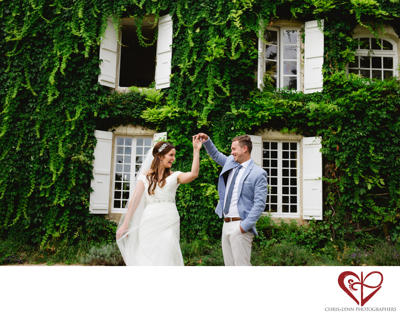 Chateau Malliac Wedding Photographer 39