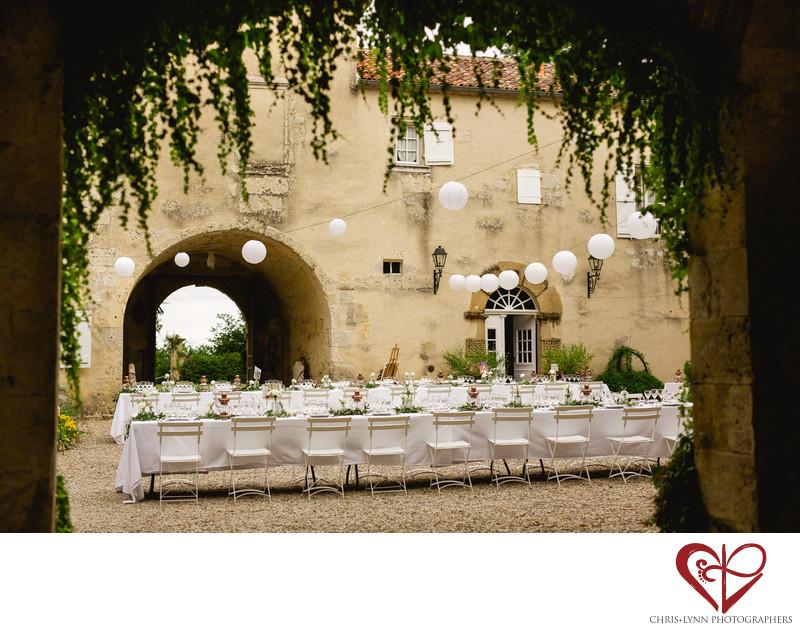 Chateau Malliac Wedding Photography 52