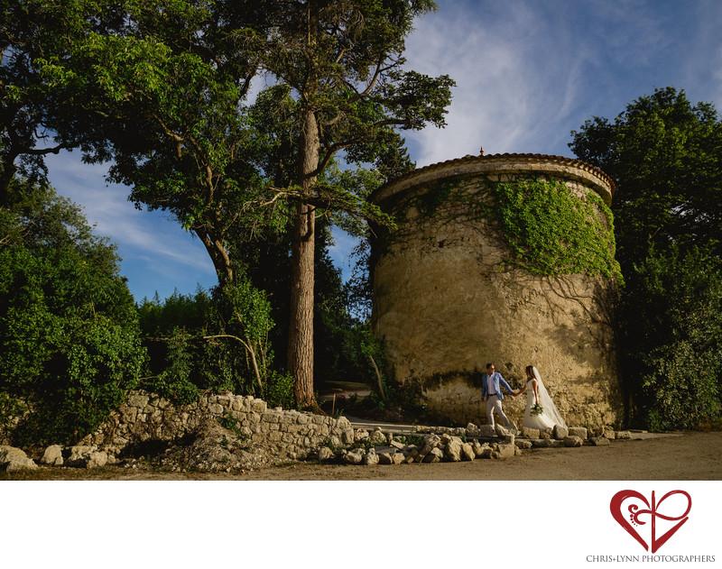 Chateau Malliac Wedding Photographer 44