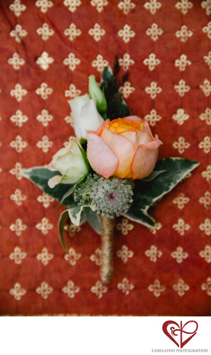 France Destination Wedding Florals