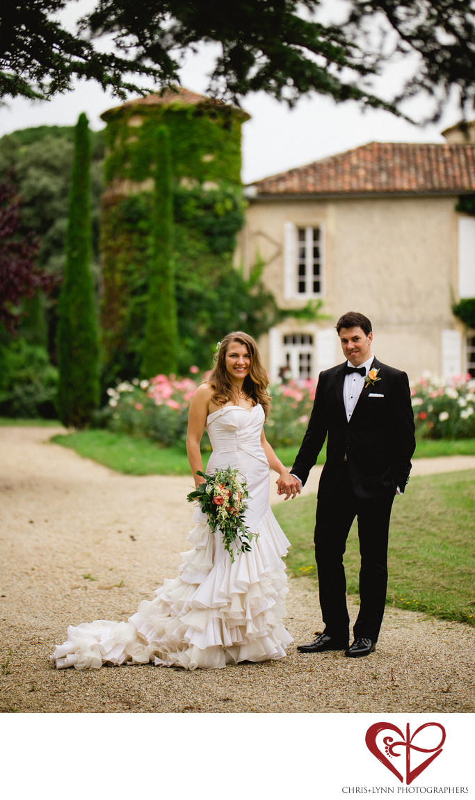 France Wedding Photographers in Bordeaux