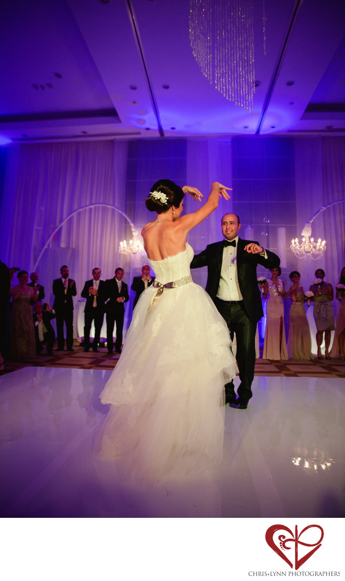 First Dance Cancun Wedding, Le Blanc Hotel Wedding