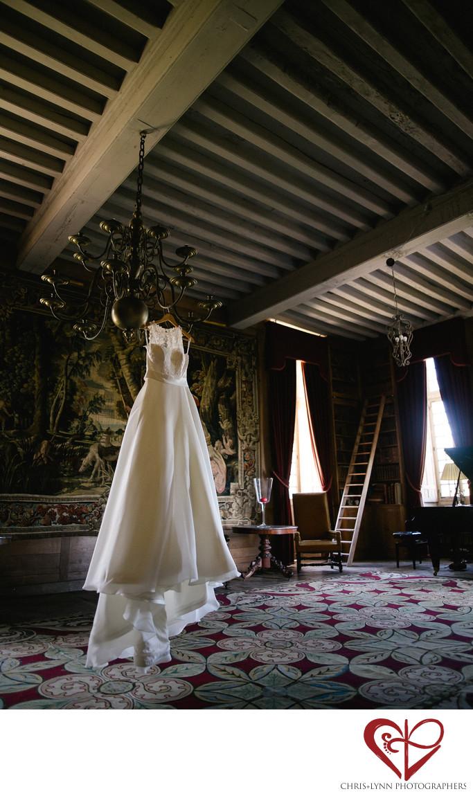 Château de Saint-Loup-sur-Thouet Wedding Pictures 2