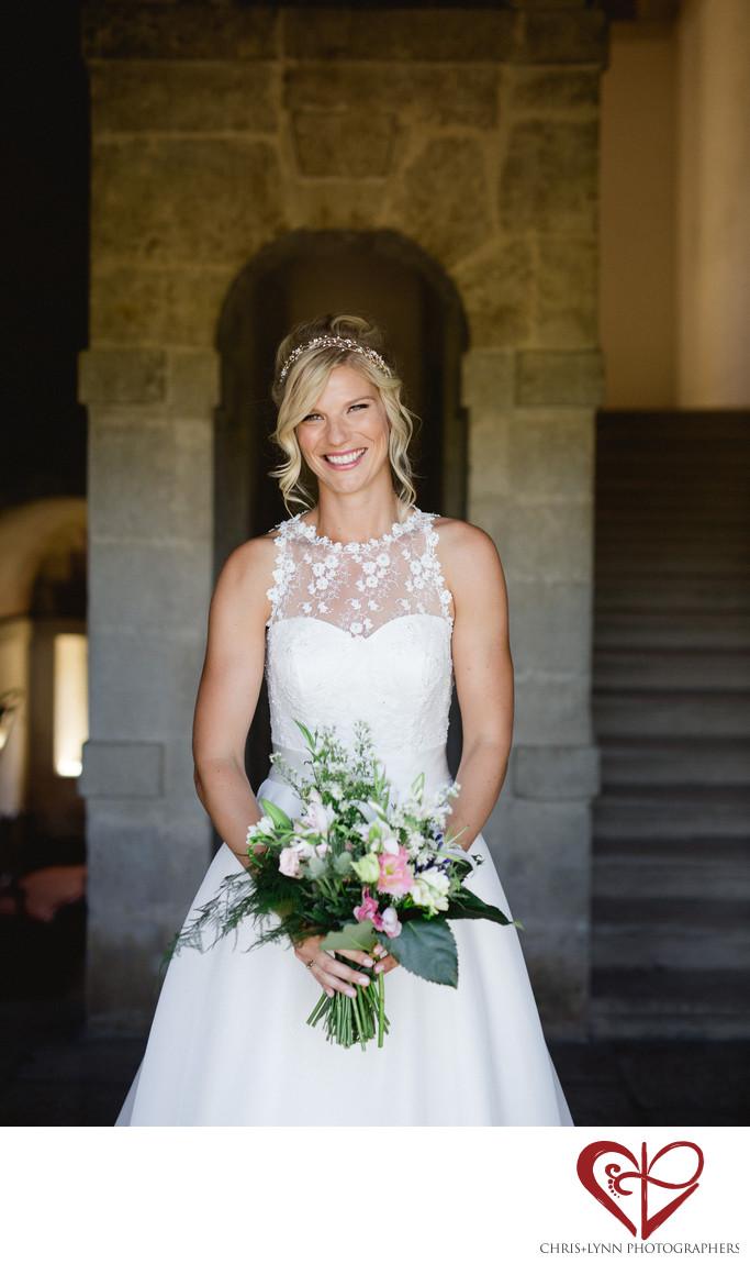 Chateau de Saint Loup Wedding Photos 2