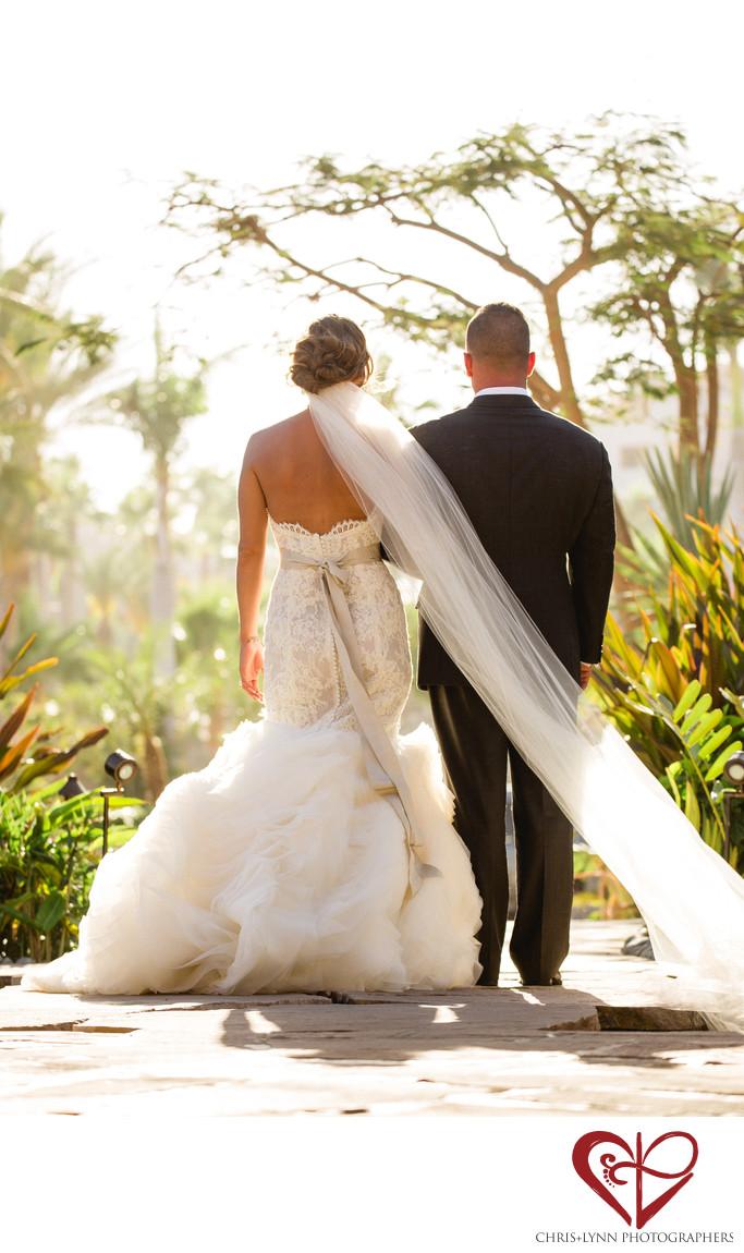 Wedding at Esperanza Resort in Los Cabos, Mexico