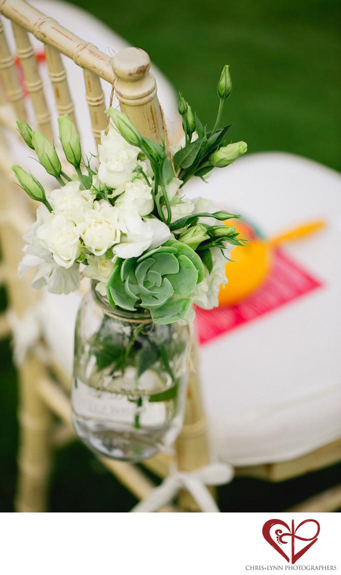 Wedding at Hotel El Ganzo, Ceremony detail photo 2