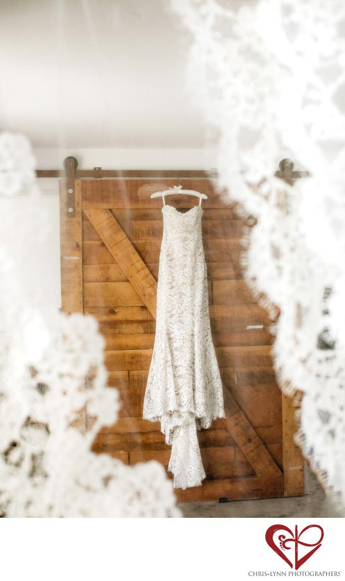 Hotel El Ganzo Persian Wedding Dress Photo