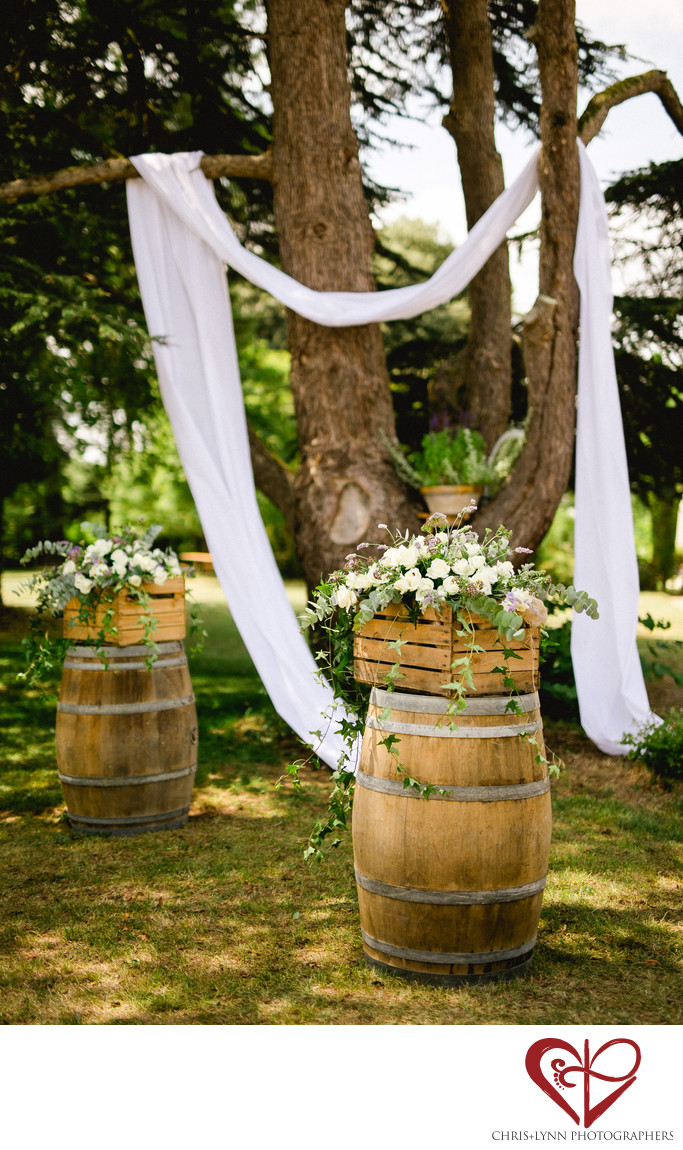 Chateau Malliac Wedding Photos 17