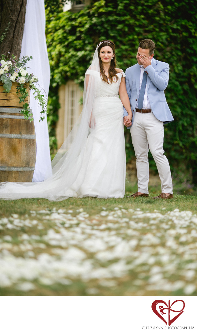 Chateau Malliac Wedding Pictures 23