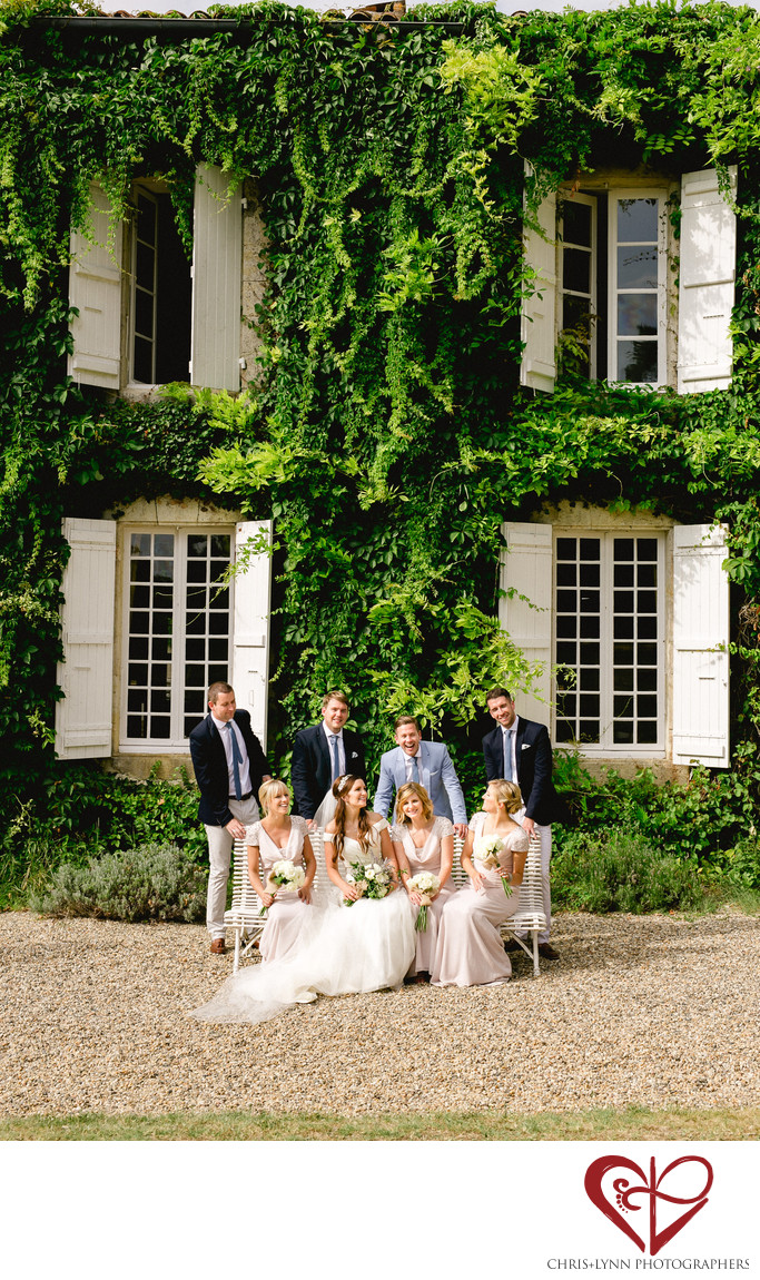 Chateau Malliac Wedding Photographer 40