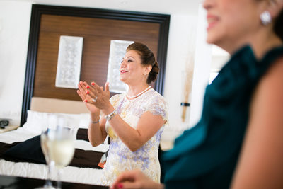 Persian Destination Wedding in Cancun