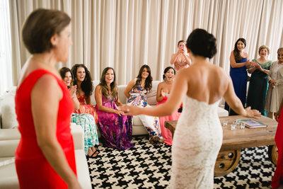 Hotel El Ganzo Persian Wedding, Bride Prep 2