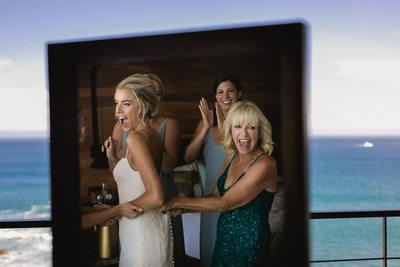 Wedding Photos at The Cape Hotel, Cabo San Lucas