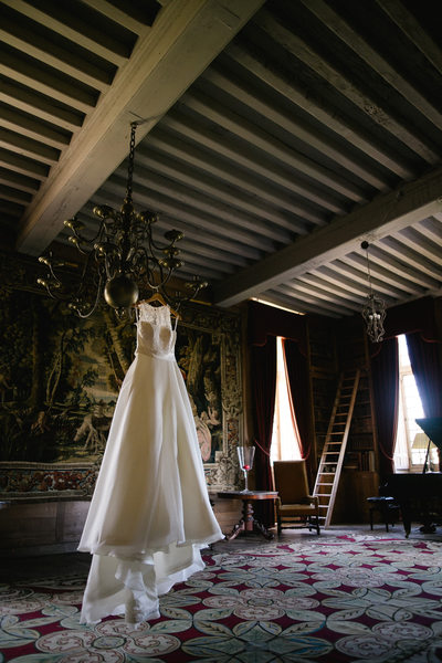 Château de Saint-Loup-sur-Thouet Wedding Pictures 2