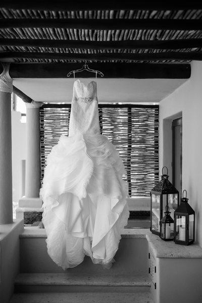 Esperanza Resort Wedding Gown