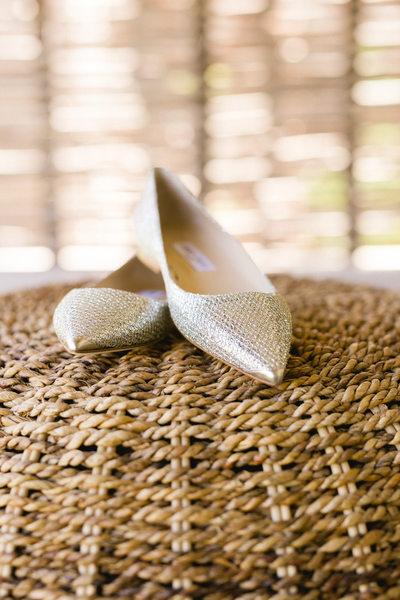 Esperanza Resort wedding shoes