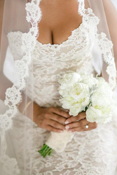 Persian Wedding at Hotel El Ganzo, Bride closeup photo