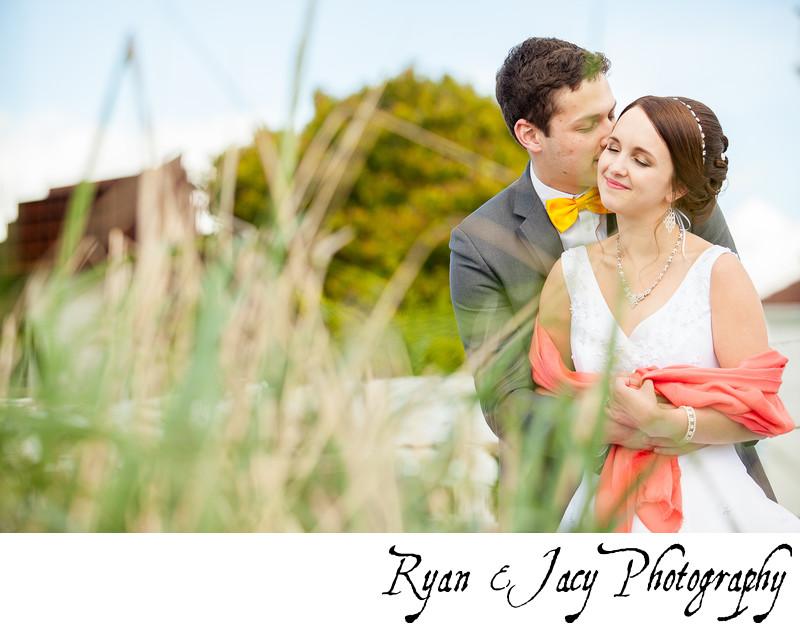 Wedding Photographs Rosehill Community Center