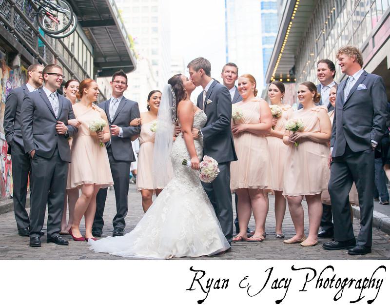Top Seattle Wedding Photography