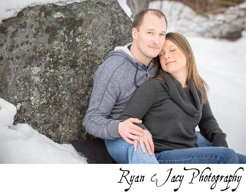 Engagement Photographs Leavenworth