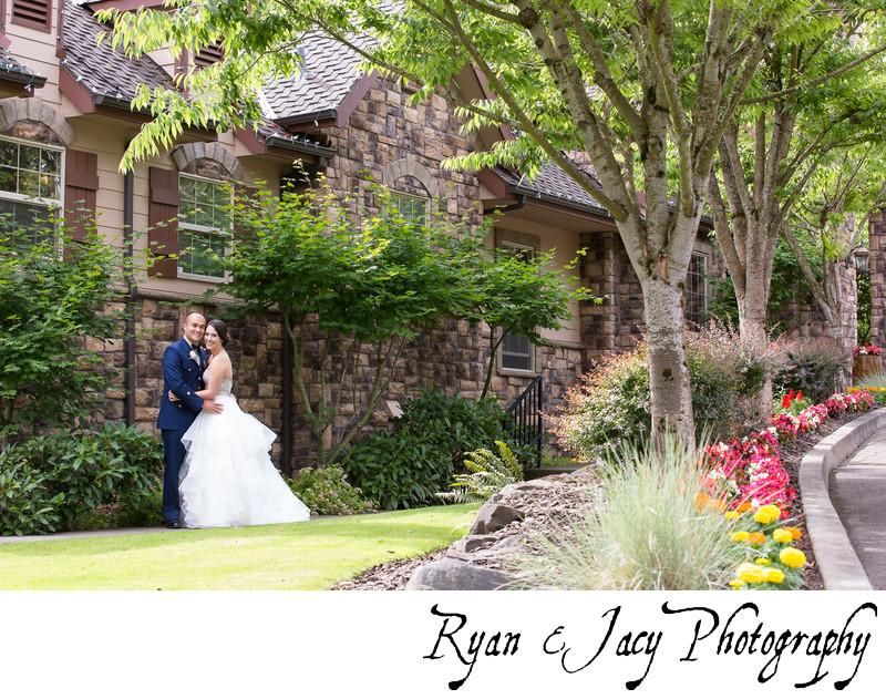 Wedding photos Aerie at Eagle Landing