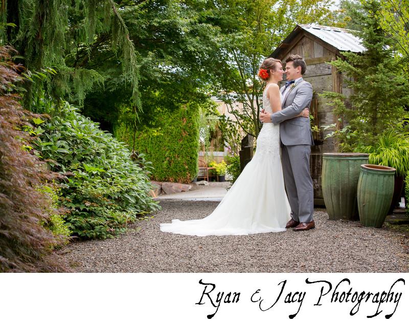 Wedding Photographer Pine Creek Nursery