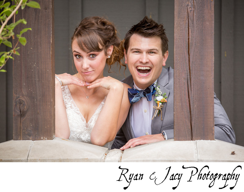 Wedding Photos Pine Creek Nursery