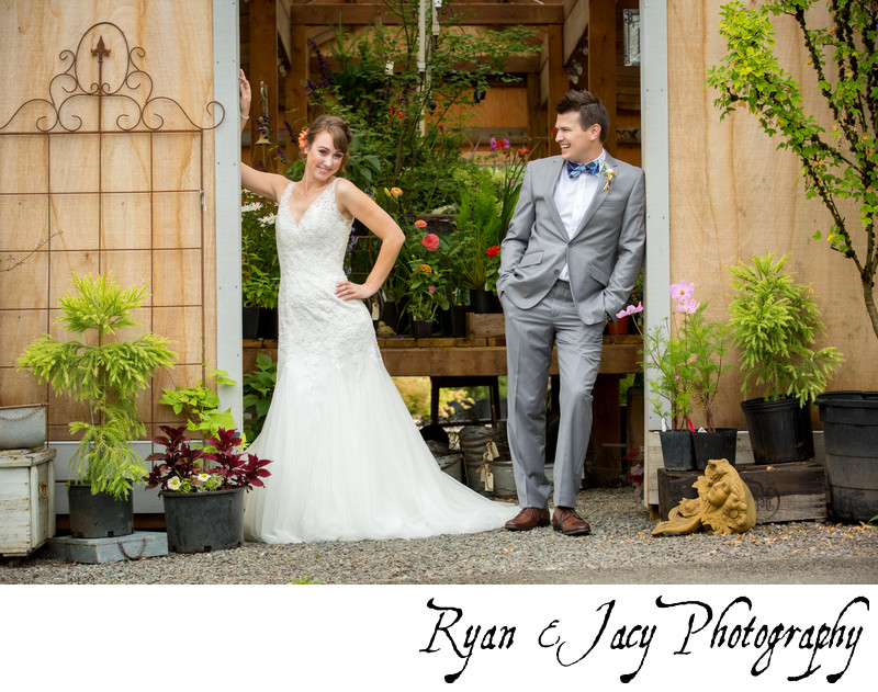 Pine Creek Nursery Wedding Photographer