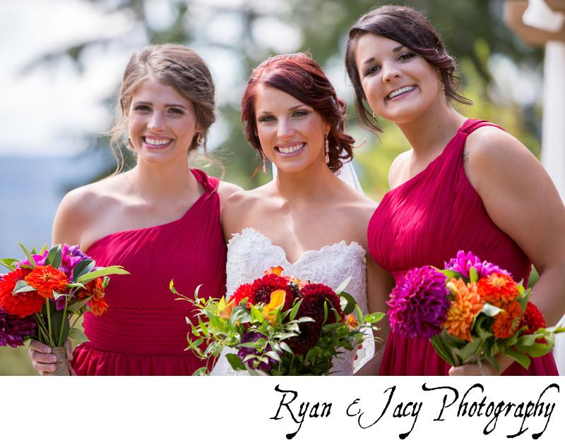 Snohomish Wedding Photos
