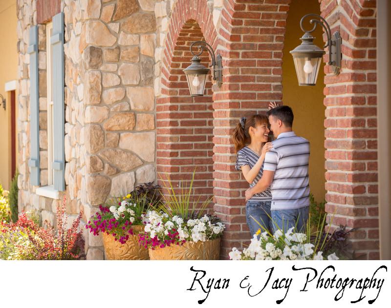Chelan Engagement Photo