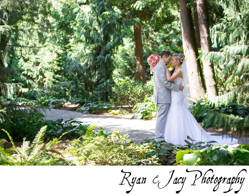 Evergreen Gardens Wedding photographers
