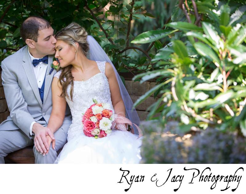 Evergreen Gardens Wedding photographer