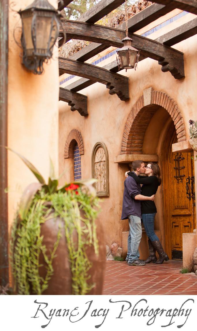 Engagement Photo Disneyland