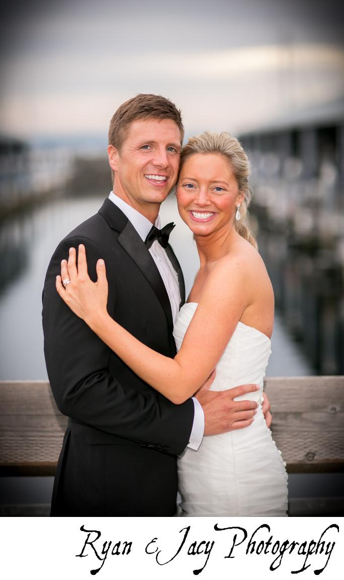Edmonds Yacht Club Wedding Pictures