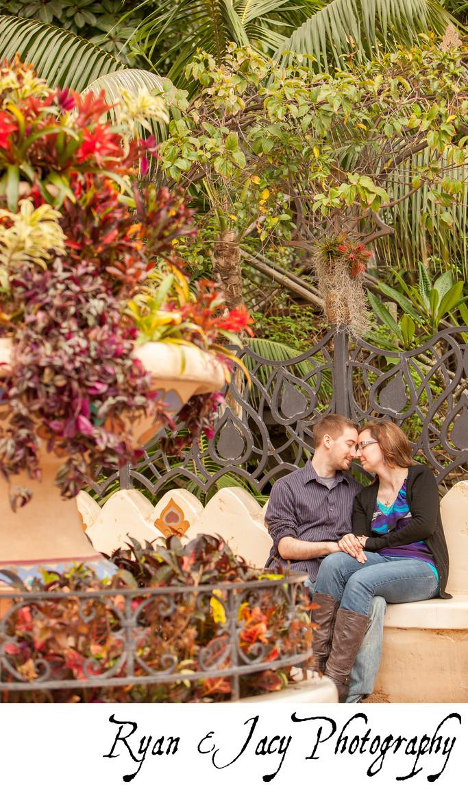 Engagement Photos Disneyland